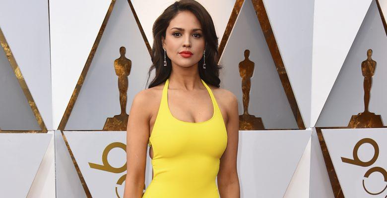 Eiza González confiesa por qué no la pasó tan bien en los Oscar