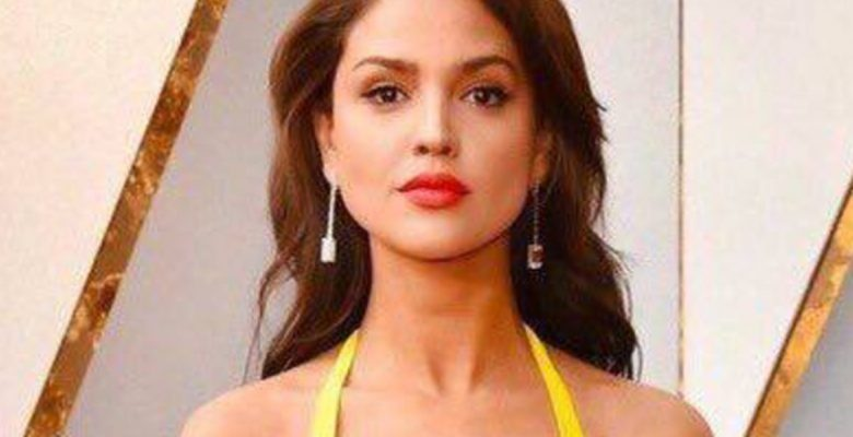 Eiza González responde a la lluvia de memes que provocó su vestido