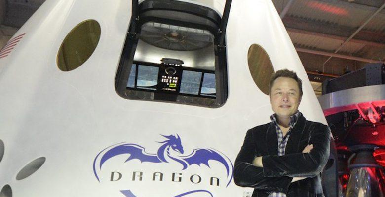 Elon Musk tendrá lista la nave que llevará humanos a Marte en 2019