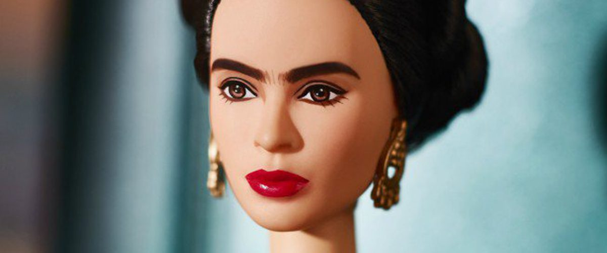 Mattel lanzará un Barbie de Frida Kahlo por el Día Internacional de la Mujer