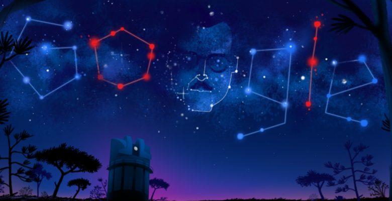 Google se puso mexicano y rinde homenaje al astrónomo Guillermo Haro