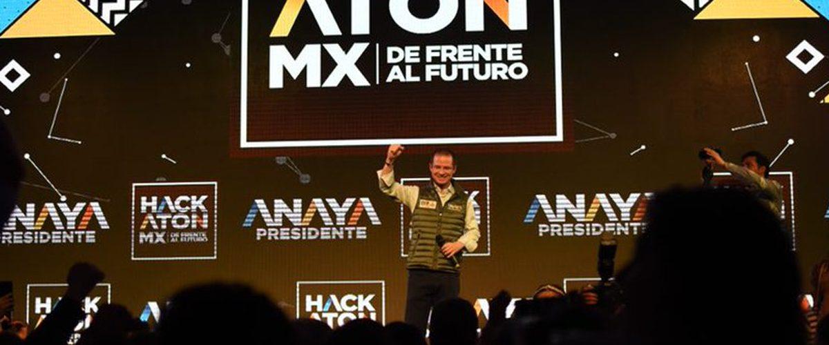#Elecciones2018 Anaya armó un hackatón e internet tiene preguntas…
