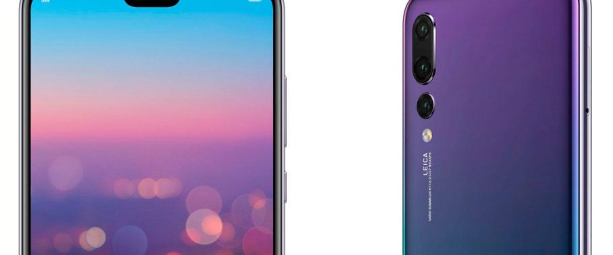 Todo lo que tienes que saber sobre los nuevos Huawei P20