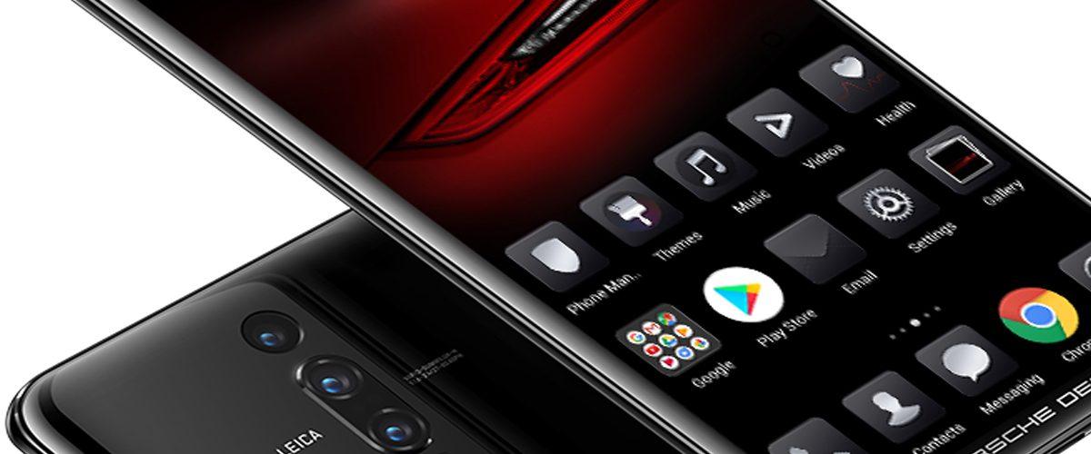 Huawei y Porsche lanzaron un celular y sí, es ridículamente caro