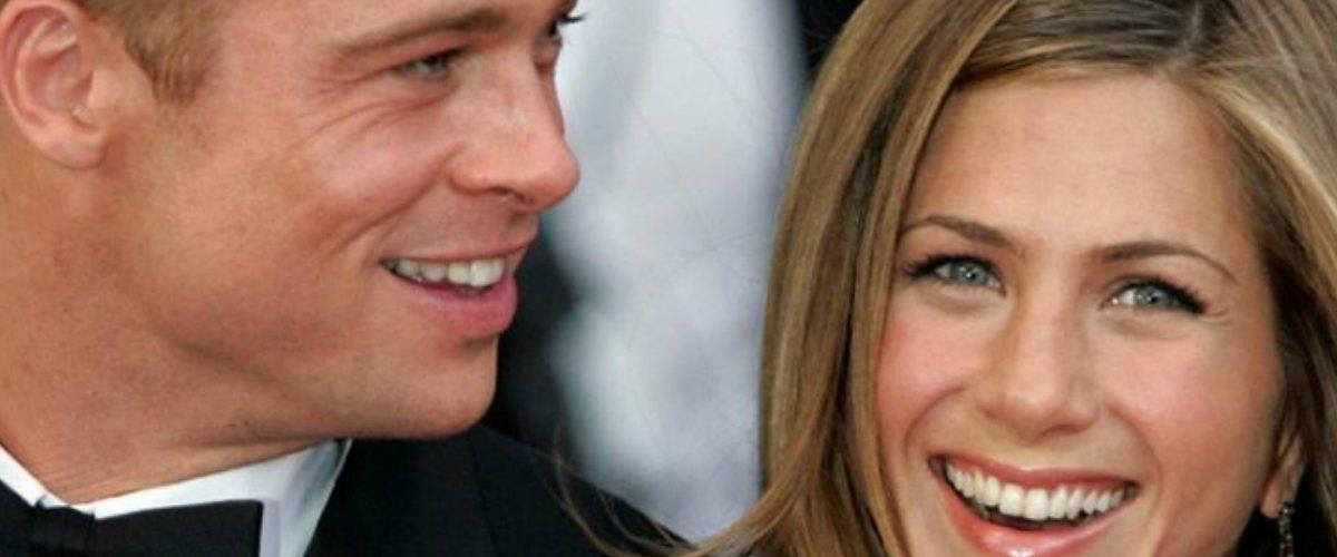La foto del supuesto reencuentro amoroso de Jennifer Aniston y Brad Pitt