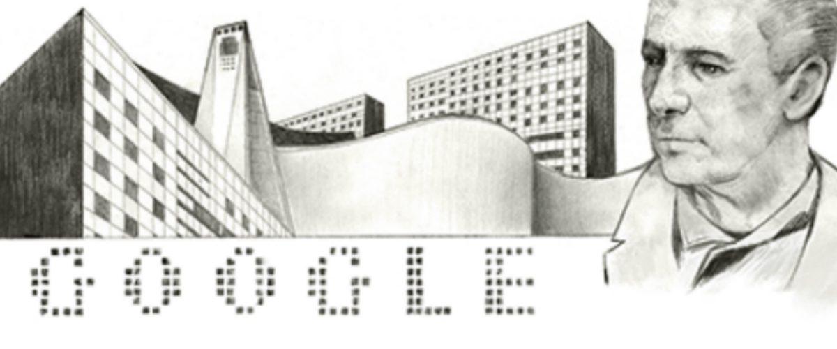 Él es el arquitecto mexicano al que Google dedicó este doodle