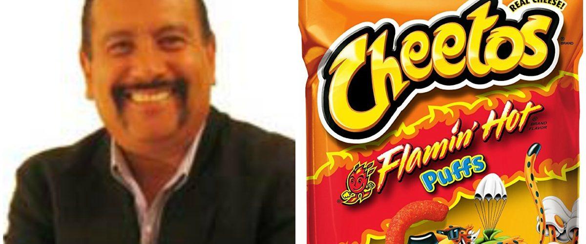 El es el mexicano que creó los Cheetos más picosos y su historia será llevada al cine