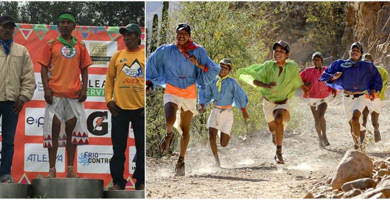Miguel, el tarahumara que corre maratones para impulsar a su familia