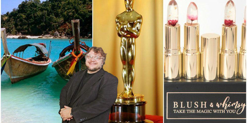 Los nominados al Oscar recibirán esta exclusiva caja de regalo valuada en ¡100 mil dólares!