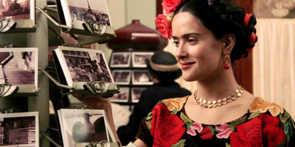 Salma Hayek le enseña a Londres cómo es una verdadera fiesta mexicana