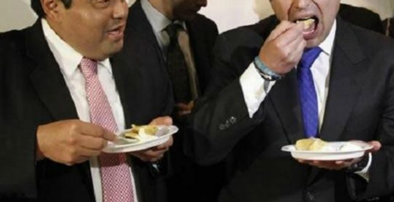 Increíble, esto es lo que gastan los senadores en snacks