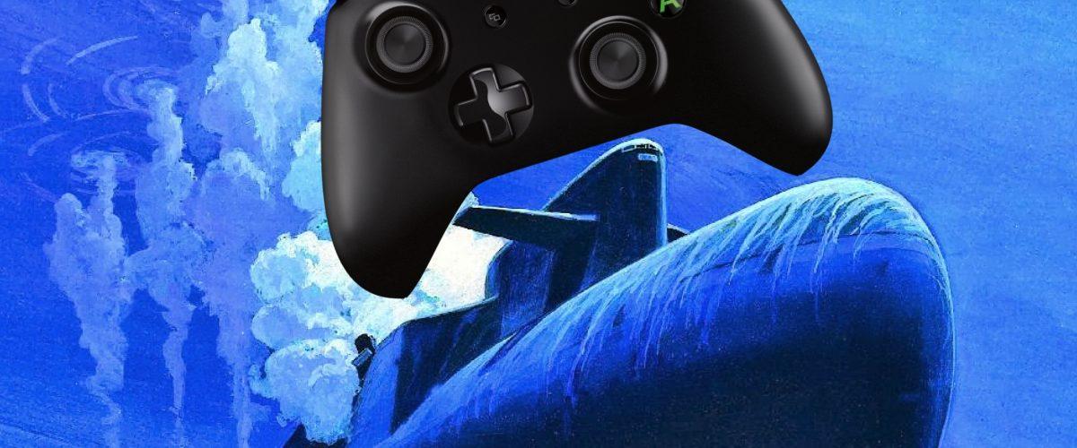 El nuevo submarino de la Marina de EU será dirigido con un control de Xbox