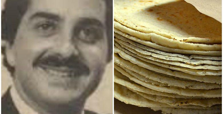 Este mexicano es la mente maestra detrás de la forma de producir tortillas