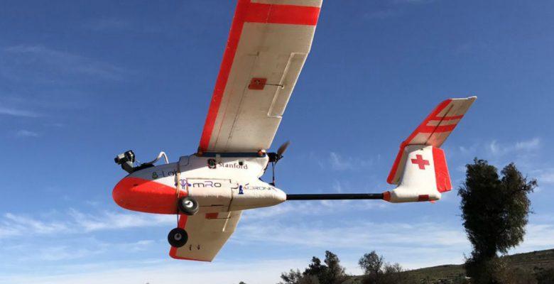 Este mexicano salva vidas con ayuda desde el cielo, gracias a su dron ambulancia