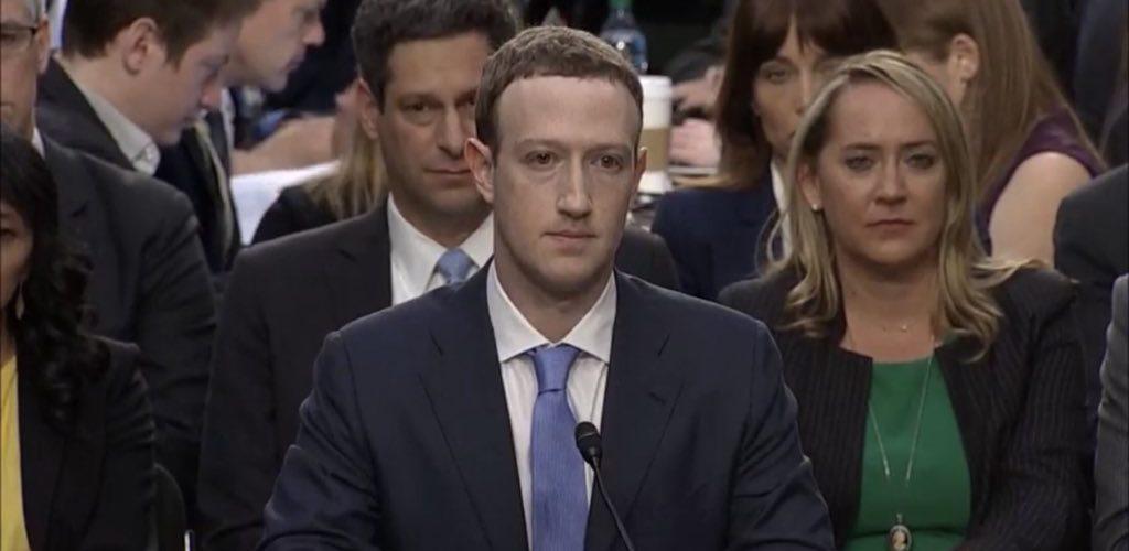 4 cosas inquietantes que supimos sobre Facebook tras la audiencia de Zuckerberg