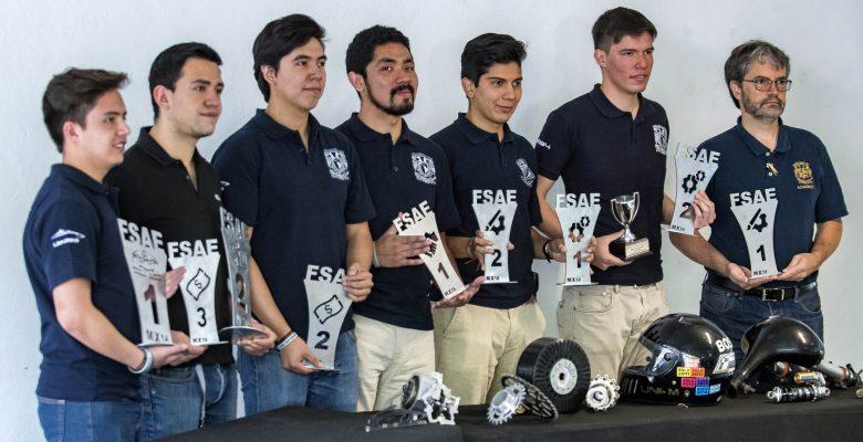 La Escudería de la UNAM ha logrado lo que nadie antes