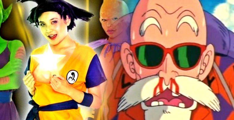 Dragon Ball Z ya tiene una parodia porno