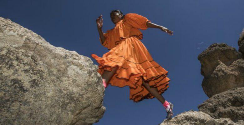 Ella es la mujer tarahumara que rompe récords en Europa