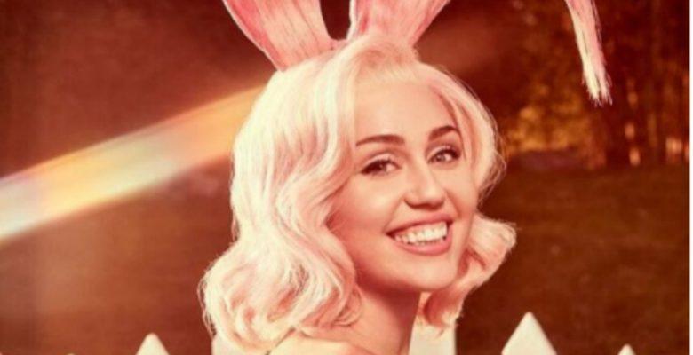 Miley Cyrus sorprende a sus seguidores de Instagram con sesión de fotos