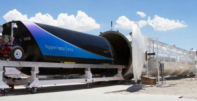 El famoso y futurista transporte hyperloop de Richard Branson ya tiene nombre