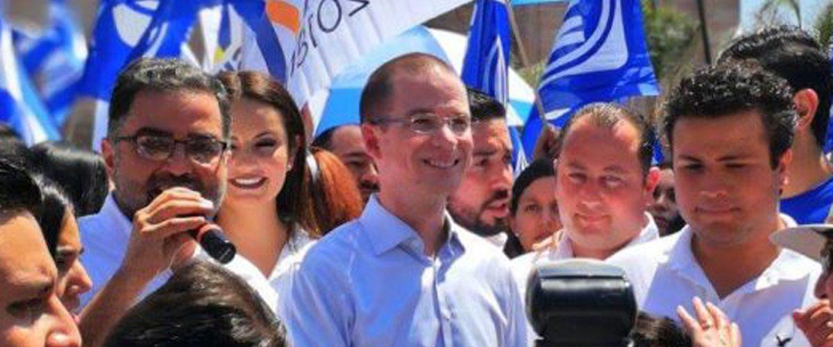 Por esta razón critican el arranque de campaña de Ricardo Anaya