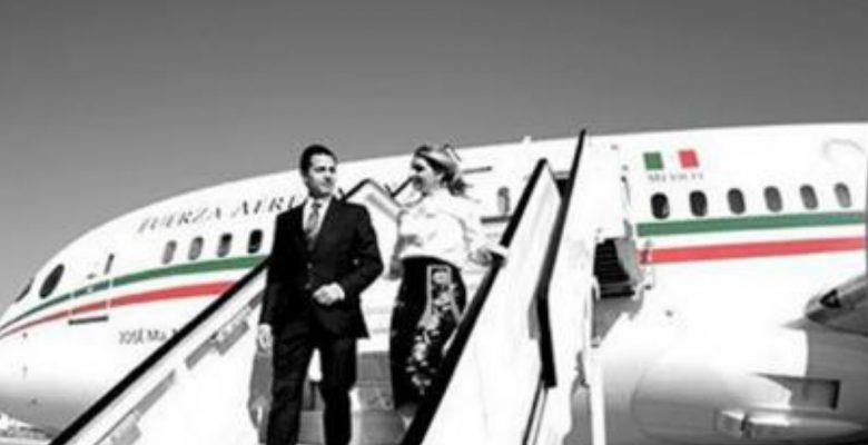 ¡Pum! El mensajito que Peña Nieto le mandó a AMLO en Instagram sobre el avión presidencial
