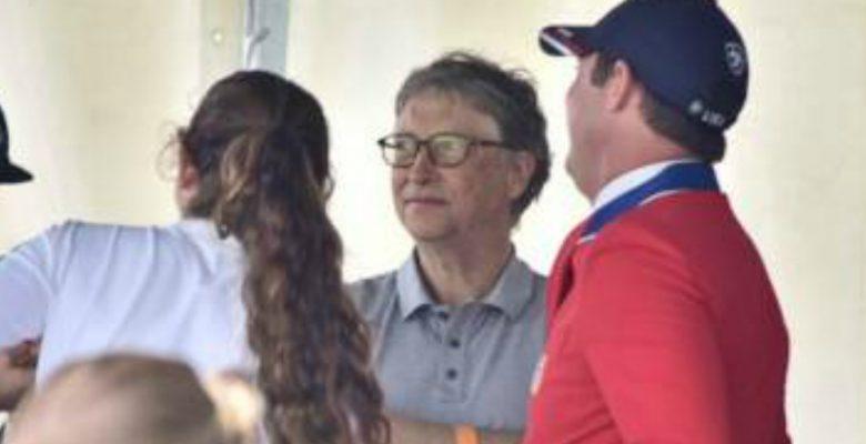 Bill Gates sorprendió con inesperada visita a México