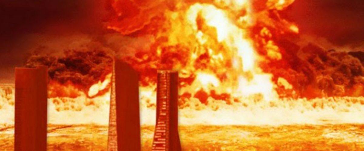 Así sería la destrucción si una bomba nuclear cayera en México