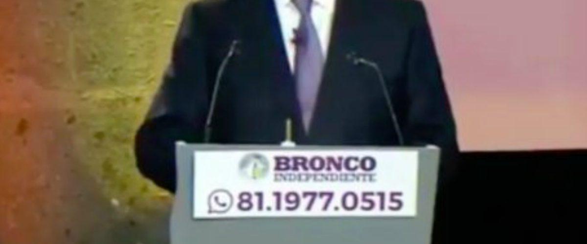 'El Bronco' roló su número de WhatsApp y la banda le está mandando esto