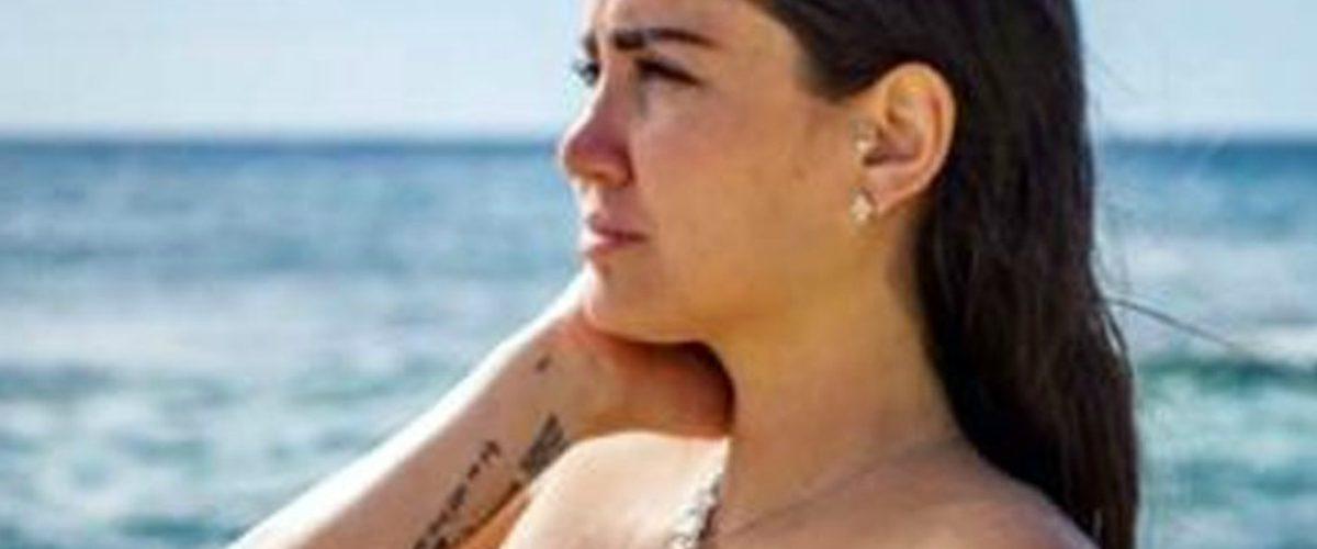 Así burló Celia Lora la censura de Instagram para salir topless