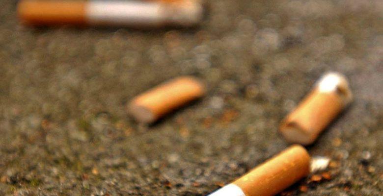 Mexicanos convierten colillas de cigarro en productos como papel o ladrillos