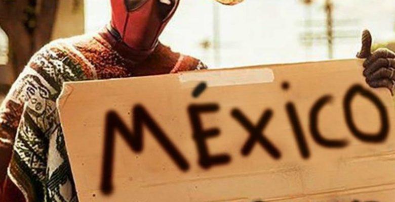 Ryan Reynolds vendrá a México para promover 'Deadpool 2'