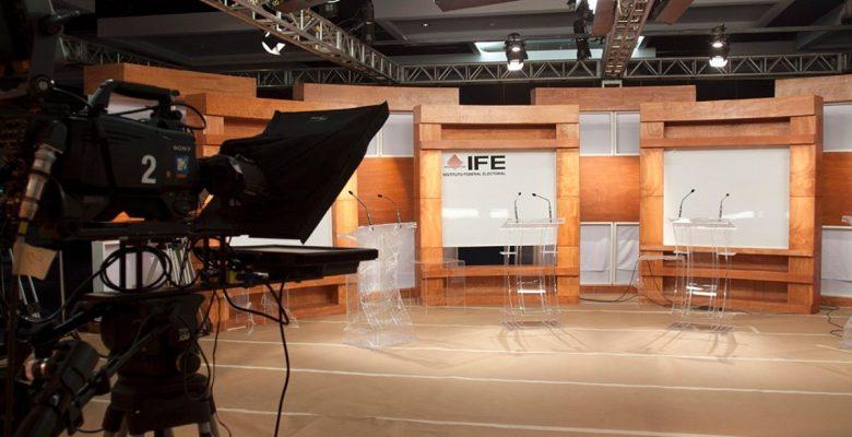 ¿Cómo y dónde seguir el primer debate presidencial?