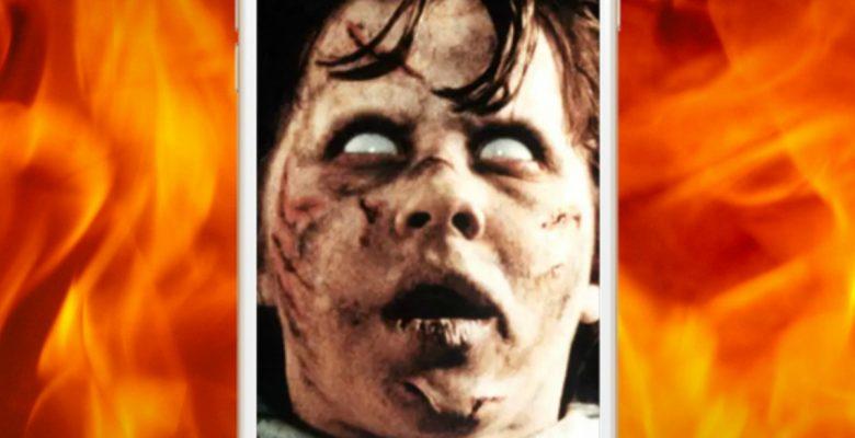 Exorcismos a través de tu celular, la nueva propuesta de la Iglesia