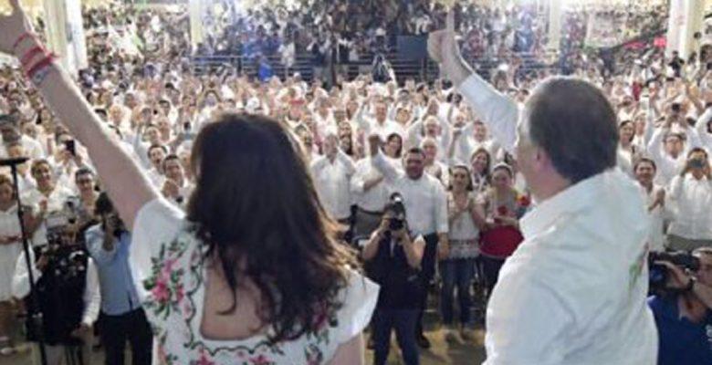 Así se estrenó #YoMero como candidato a la presidencia
