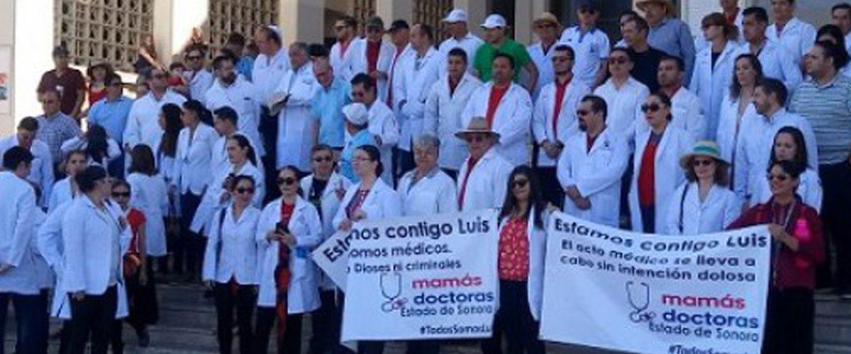 #TodosSomosLuis Médicos mexicanos se unen y lanzan duro cuestionamiento a las autoridades