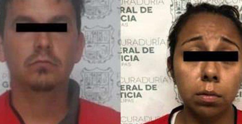 Esta pareja habría usado Facebook para ocultar un asesinato