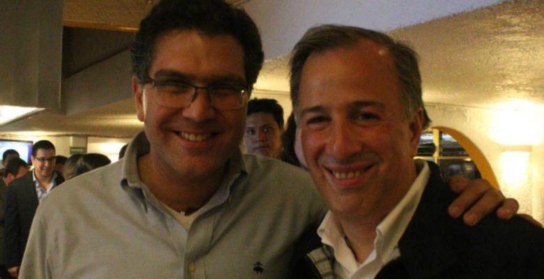 El tuit con el que Ríos Piter se sumó a la campaña de Meade