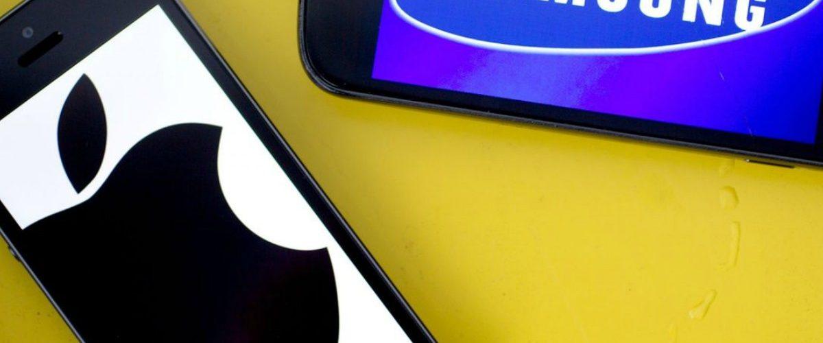 Apple pide a Samsung rebaja en el precio de las pantallas OLED