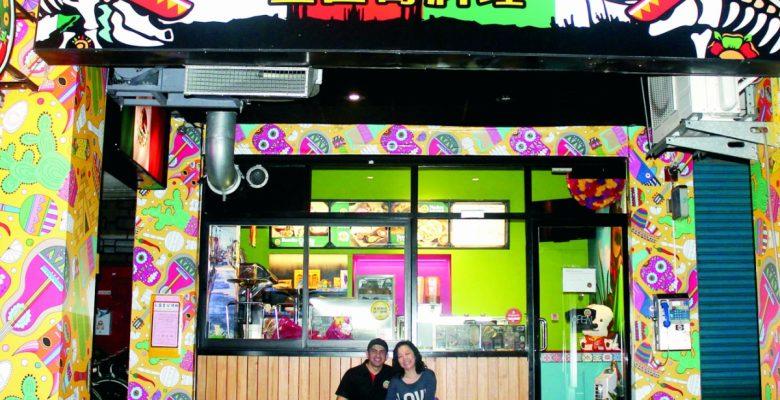 #Chingón: Este mexicano llevó los tacos a Taiwán y su restaurante es todo un éxito