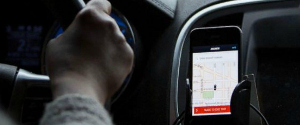 La ley que hará que Uber (y otras apps) sean responsables por lo que te pase en sus unidades