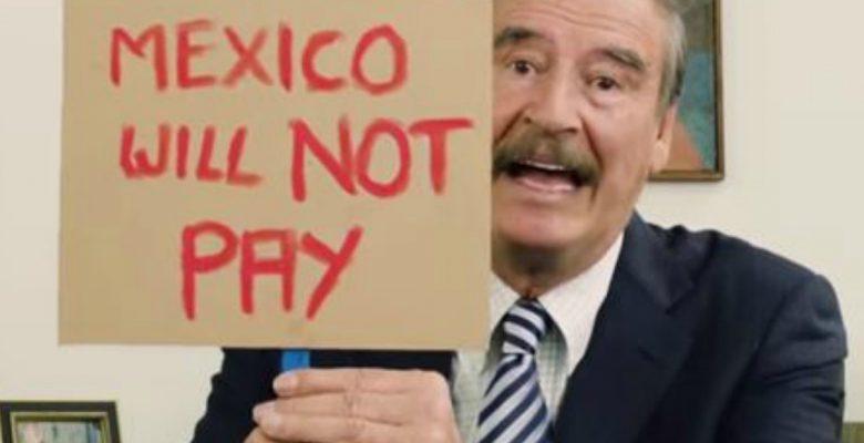 #Khé?! Vicente Fox recibiría un premio como personalidad de internet