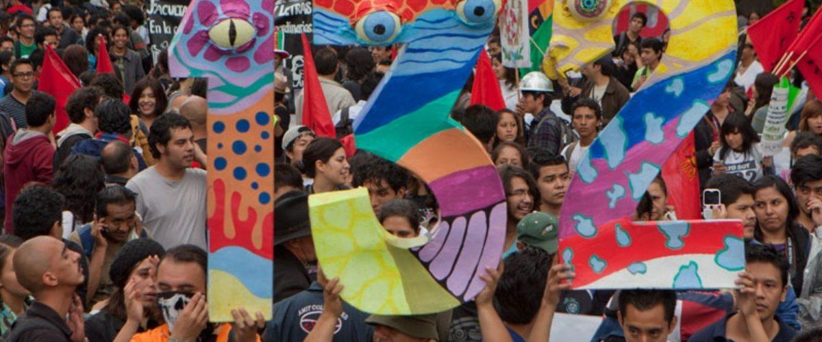 ¿Te acuerdas de #YoSoy132? Esto es lo que hacen sus líderes ahora