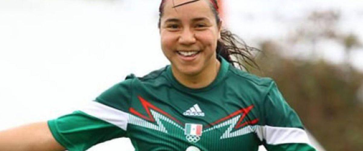Charlyn Corral, la mexicana campeona de goleó en España
