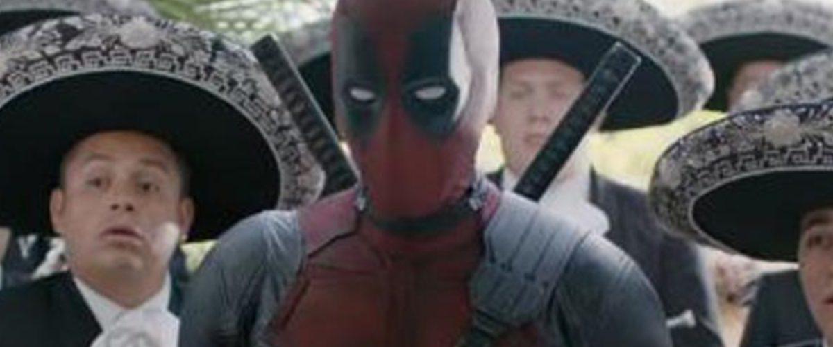 #Serenata Deadpool pide disculpas 'a la mexicana' por esta ofensa