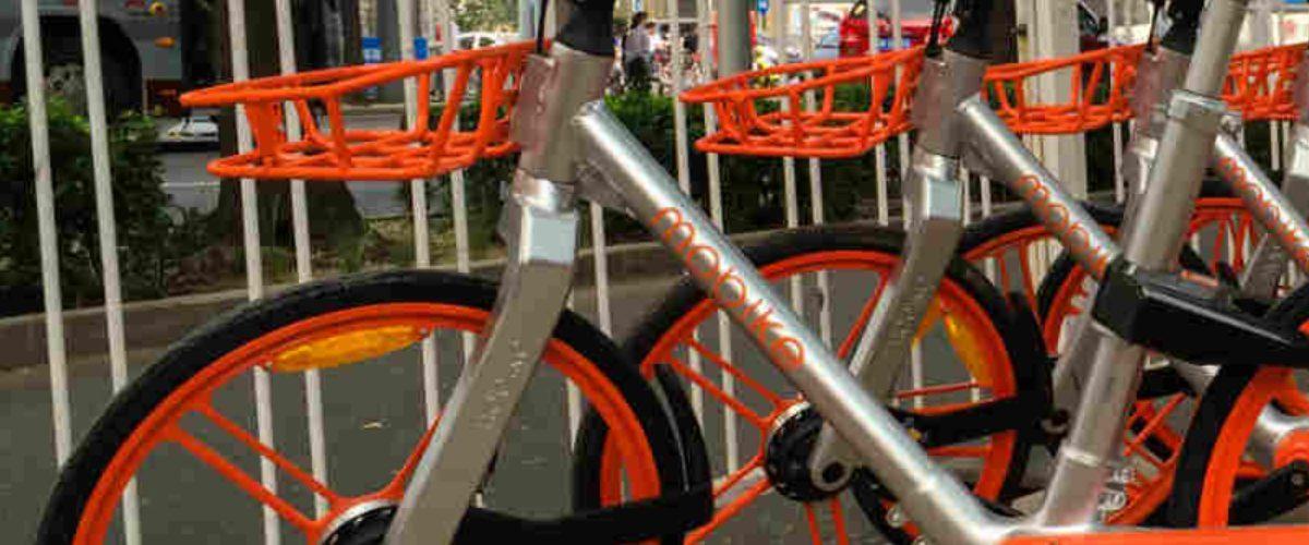 Están robando bicicletas Mobike y utilizándolas para distribuir droga
