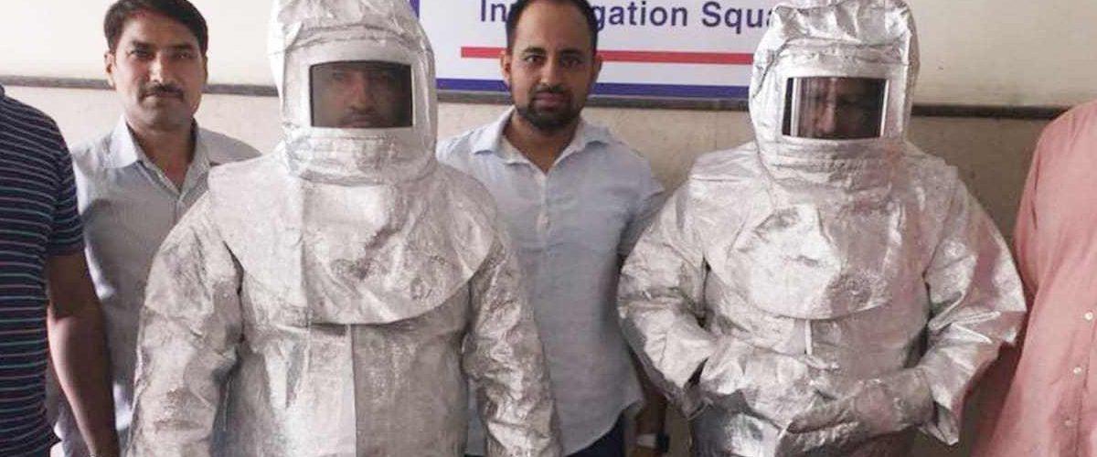#Insólito Estos hombres fingían ser 'astronautas' de la NASA para estafar empresarios