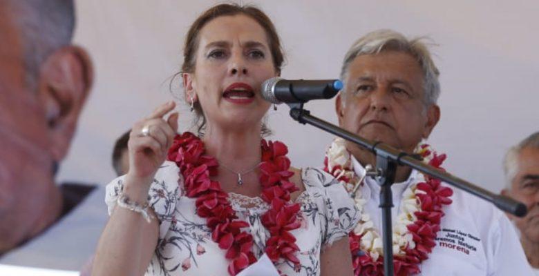 #Tuitazo Beatriz Gutiérrez le manda este mensajito al INE