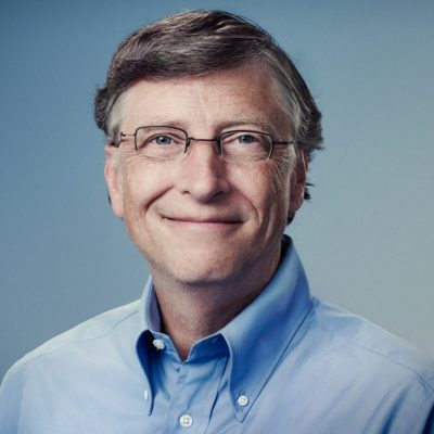 #Quemón Bill Gates exhibe la ignorancia de Donald Trump