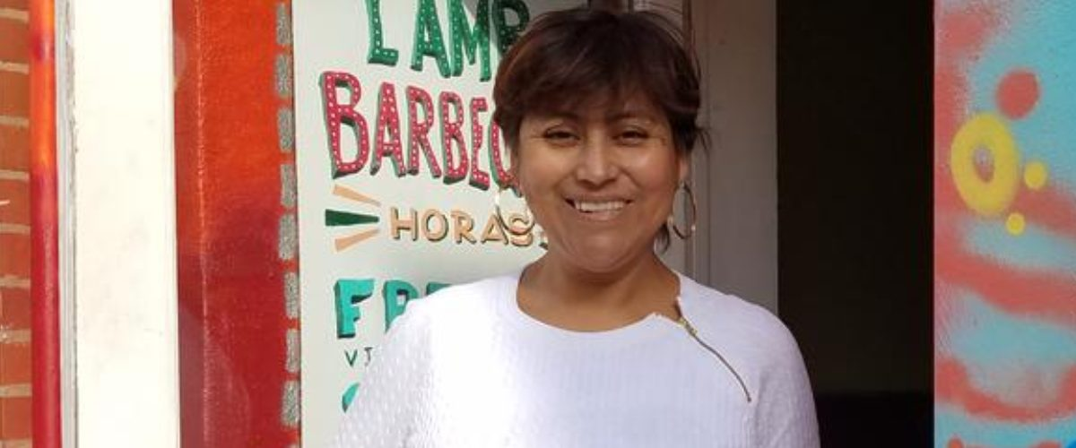La mexicana indocumentada que hace los mejores tacos de Barbacoa en EU